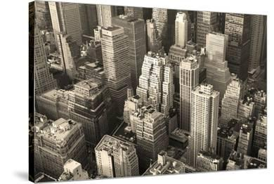 New York City Sepia
