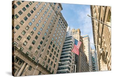 Our Flag Over Wall St.