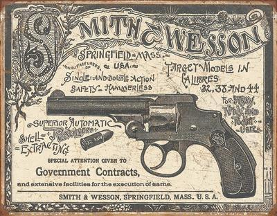 S&W 1892 Contracts