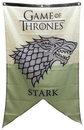 Game Of Thrones - Stark Banner