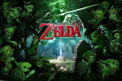 Zelda - Forest