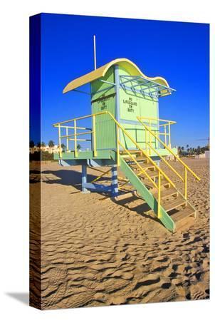 Lifeguard House South Beach FL