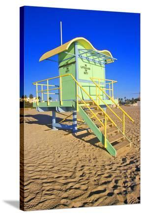 Lifeguard House South Beach FL