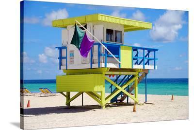Lifeguard Station Miami Beach