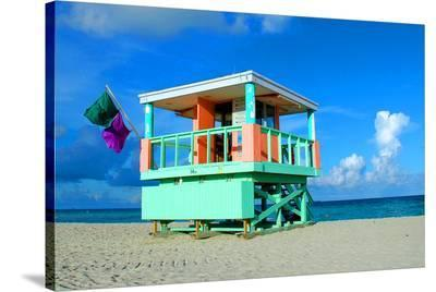 Lifeguard Tower in South Beach