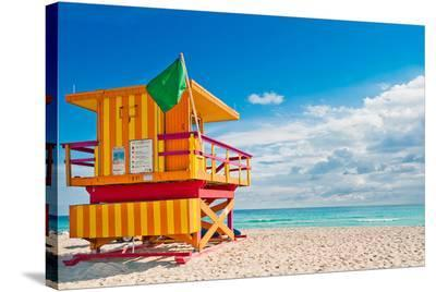 Lifeguard Tower South Beach FL