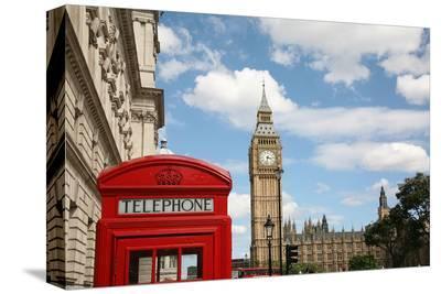 London Big Ben & Phone Booth