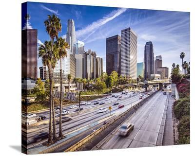 Los Angeles Downtown Cityscape