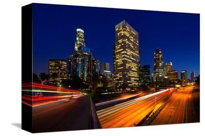 Los Angeles Sunset Skyline