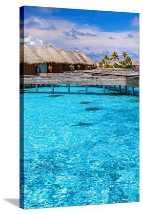 Maldives Bungalows &Blue Water