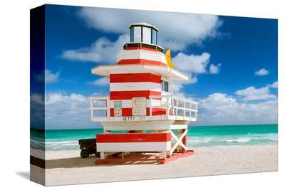 Miami Art Deco Lifeguard House