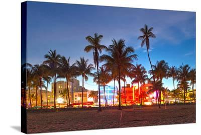 Miami Beach Hotels on Ocean Dr
