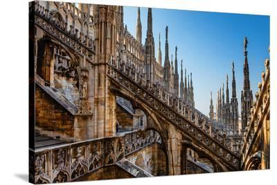 Milan Cathedral Roof Lombardy