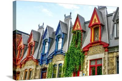 Montreal Victorian Color Gables