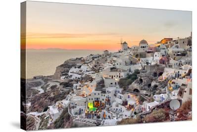 Sunset Oia - Santorini Greece