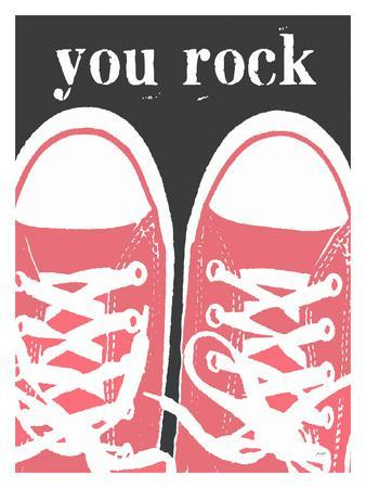 You Rock Sneakers