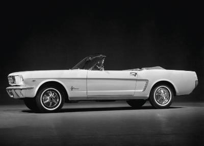 Ford Mustang Convertible, 1964