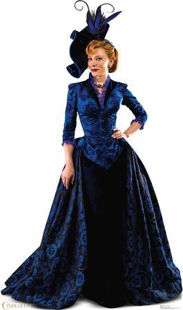 Cinderella (2015) - Stepmother Lifesize Standup