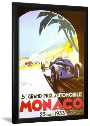 5th Grand Prix Automobile, Monaco, 1933