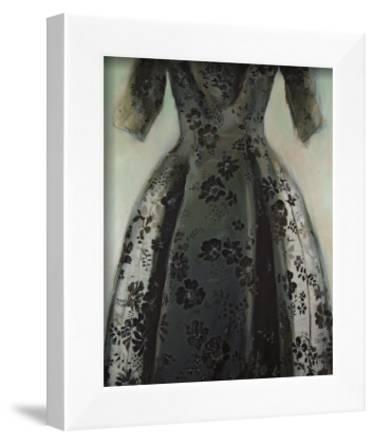 Black Balenciaga Dress