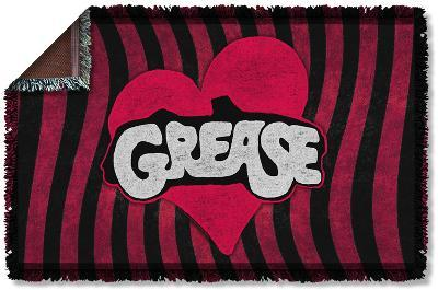 Grease - Groove Woven Throw