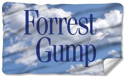 Forrest Gump - Feather Fleece Blanket