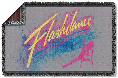 Flashdance - Drop Woven Throw