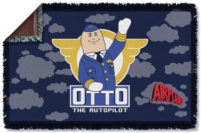 Airplane - Otto Woven Throw
