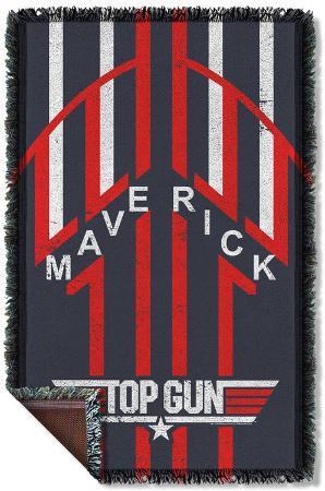 Top Gun - Maverick Woven Throw