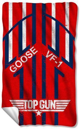 Top Gun - Goose Fleece Blanket
