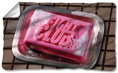 Fight Club - Soap Fleece Blanket
