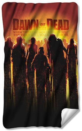 Dawn Of The Dead - Dead Fleece Blanket