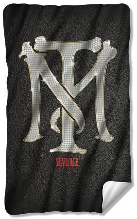 Scarface - Monogram Fleece Blanket