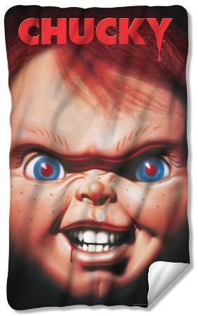 Childs Play 3 - Poster Fleece Blanket