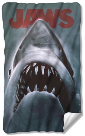 Jaws - Shark Fleece Blanket