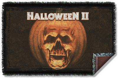 Halloween II - Poster Sub Woven Throw