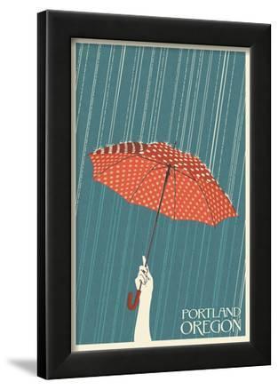 Portland, Oregon - Umbrella