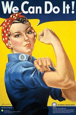 Smithsonian- Rosie The Riveter