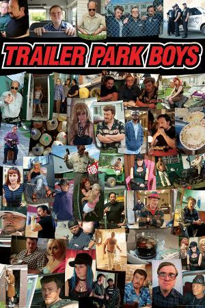 Trailer Park Boys- Collage