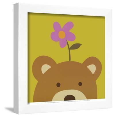 Peek-a-Boo VI, Bear