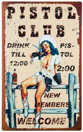 The Pistol Club