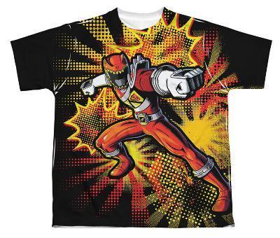 Youth: Power Rangers - Red Ranger Burst