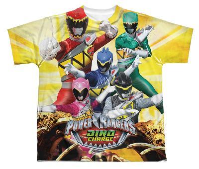 Youth: Power Rangers - Charged For Battle