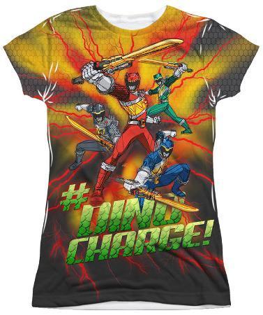 Juniors: Power Rangers - Hashtag