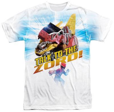 Power Rangers - Talk To Zord