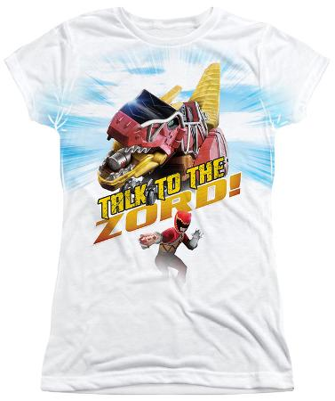 Juniors: Power Rangers - Talk To Zord