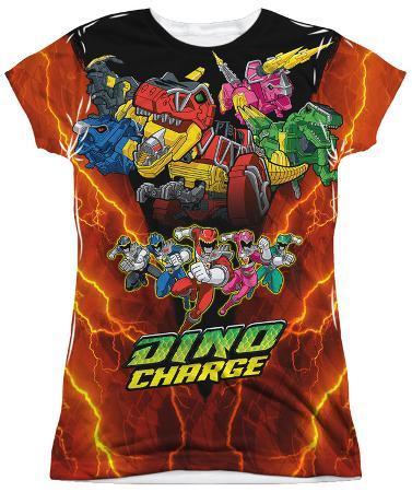 Juniors: Power Rangers - Zord Power
