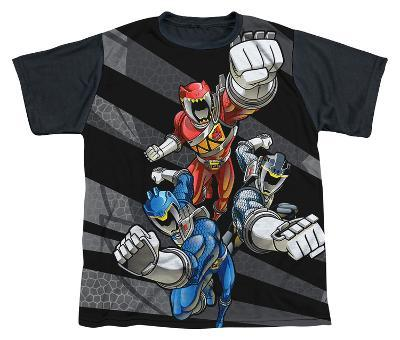 Youth: Power Rangers - Let'S Bolt Black Back