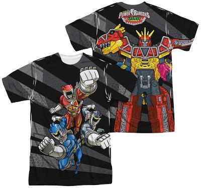 Power Rangers - Let'S Bolt (Front - Back Print)