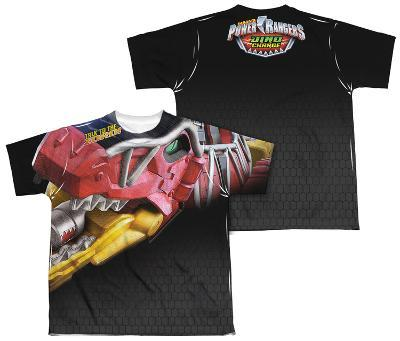 Youth: Power Rangers - Big Zord (Front - Back Print)